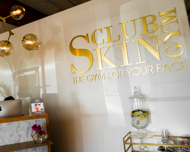 Club Skin Gym - Location